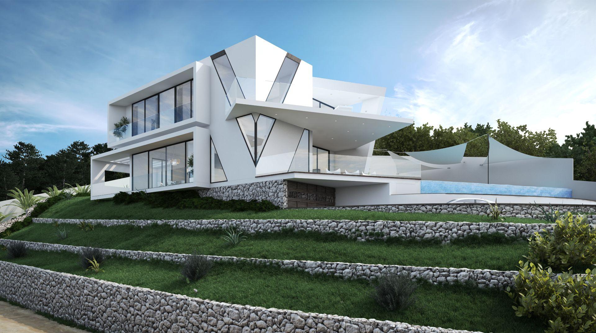 New Build in Altea