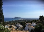 PLOT IN ALTEA WITH PANORAMIC SEA VIEWS 5
