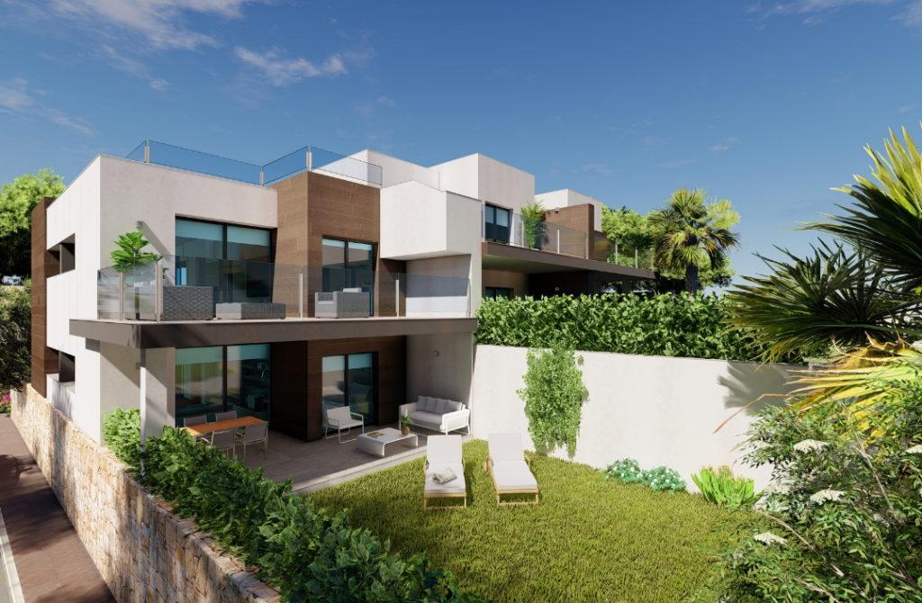 Ваши апартаменты у моря на Коста Бланке