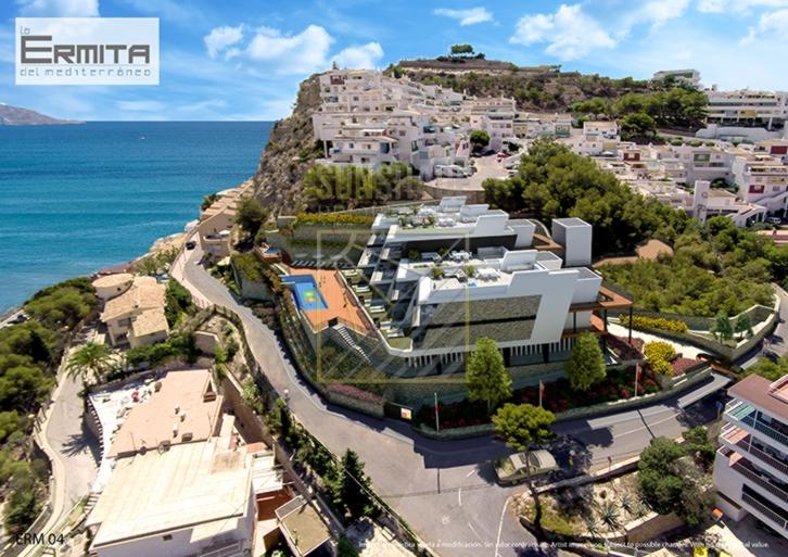 Apartment In Benidorm For Sale In Alicante Spanish Casa Properties