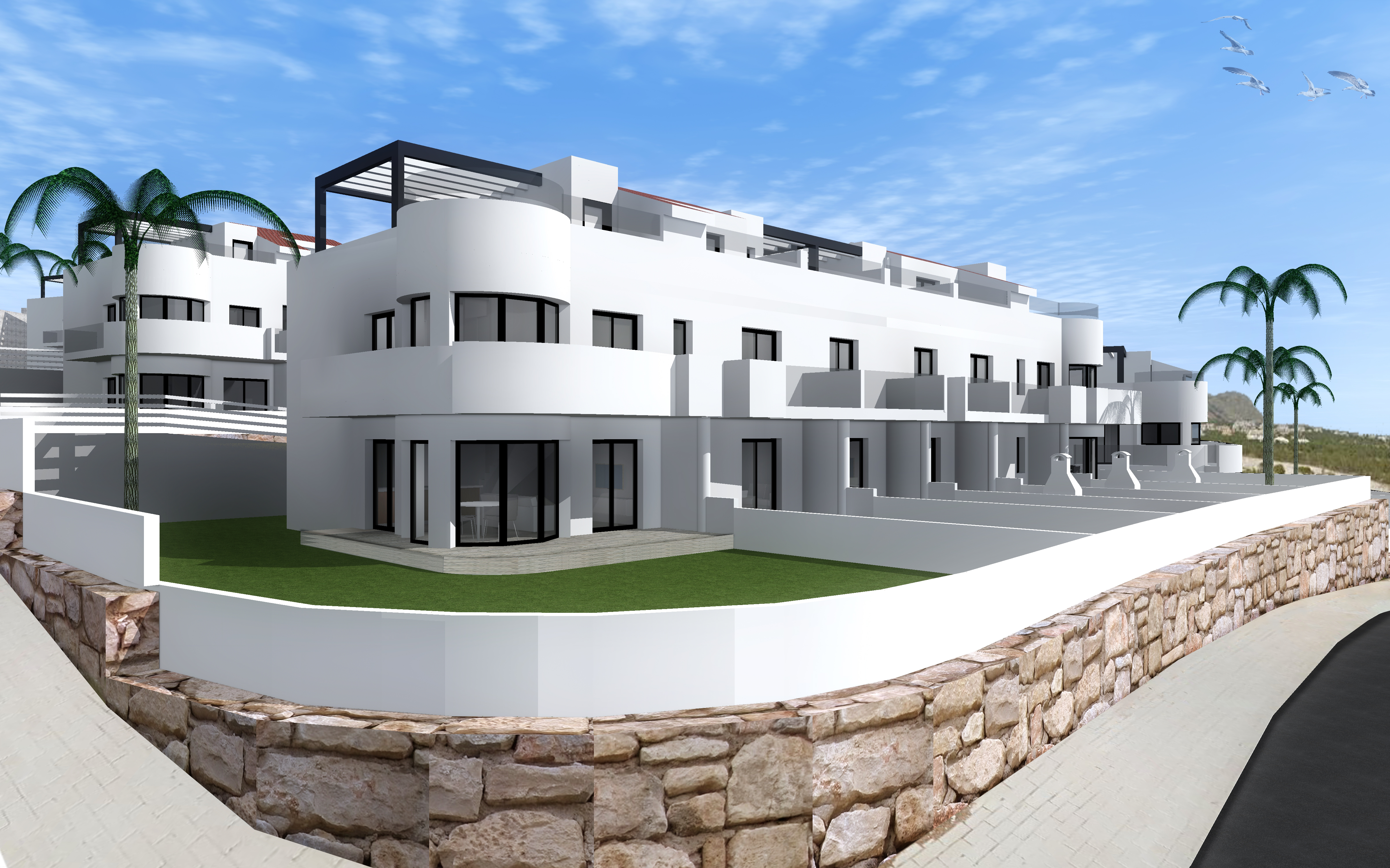 New Build in Benidorm