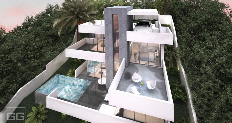 Villa Azalea Altea 339 000€