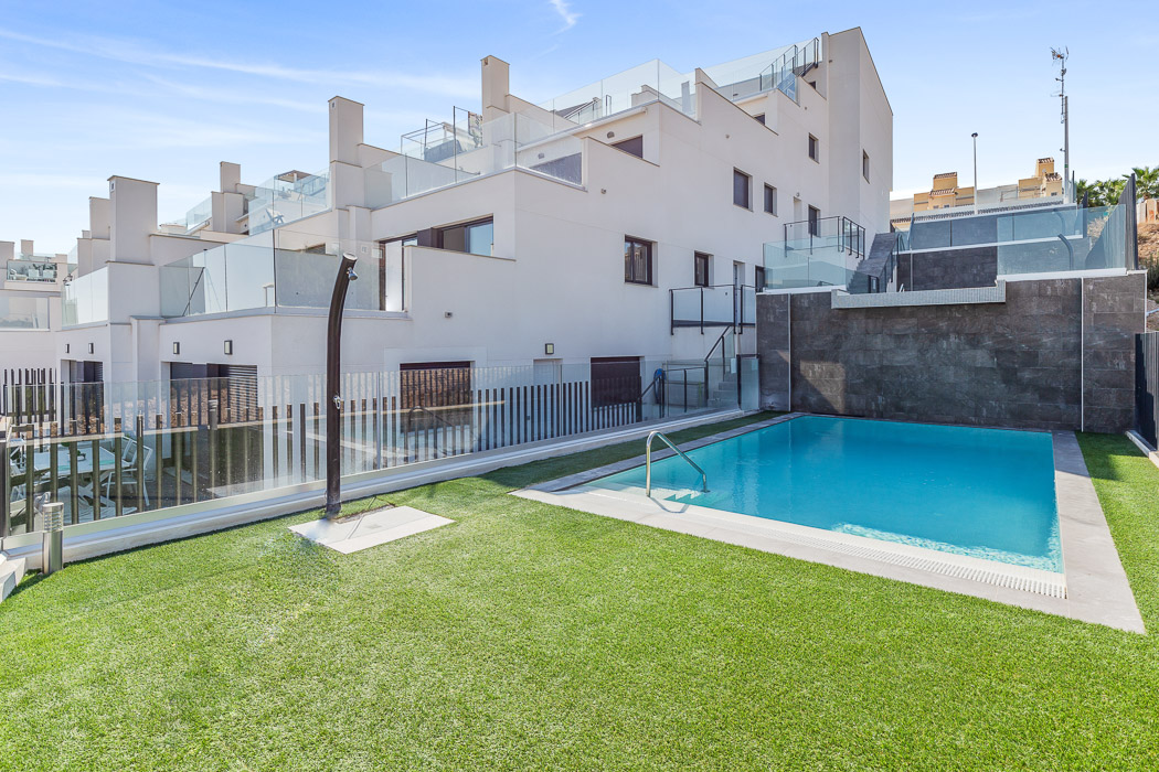 Linked House in Alicante