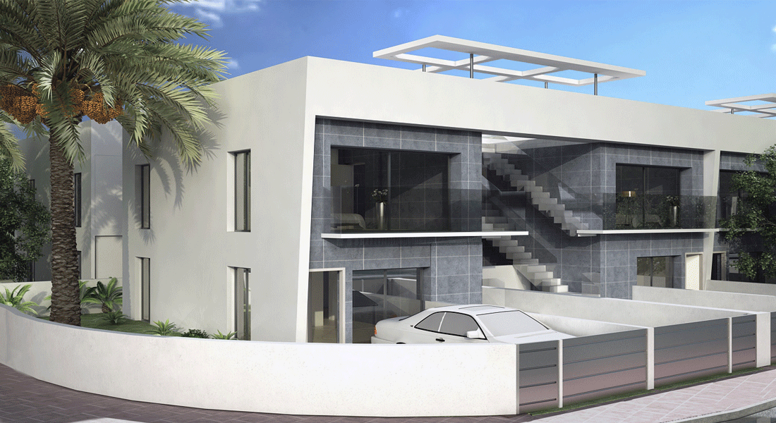New Build in Santa Pola