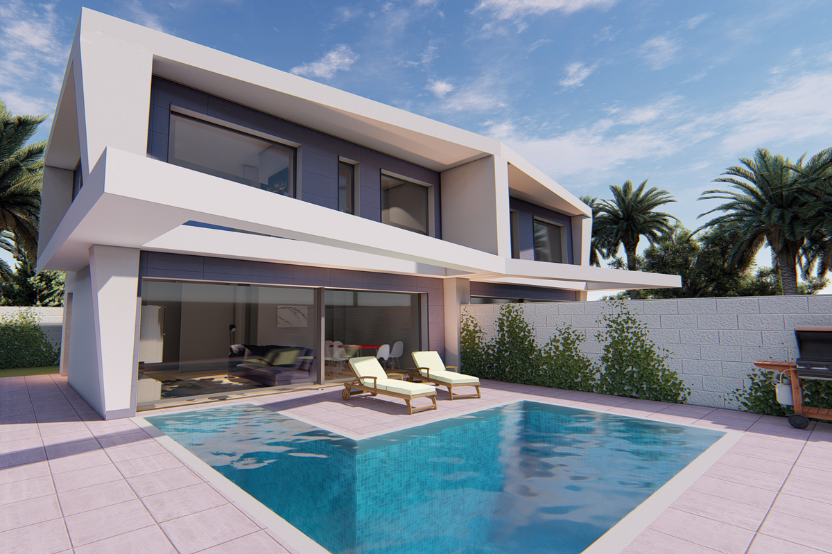 New Build in Santa Pola
