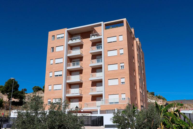 Apartment in Jijona