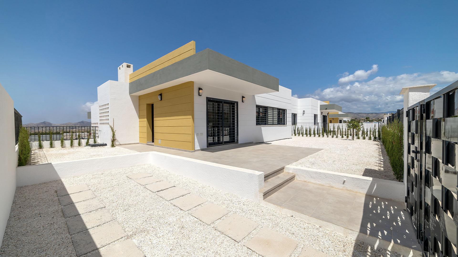 Villa in Busot