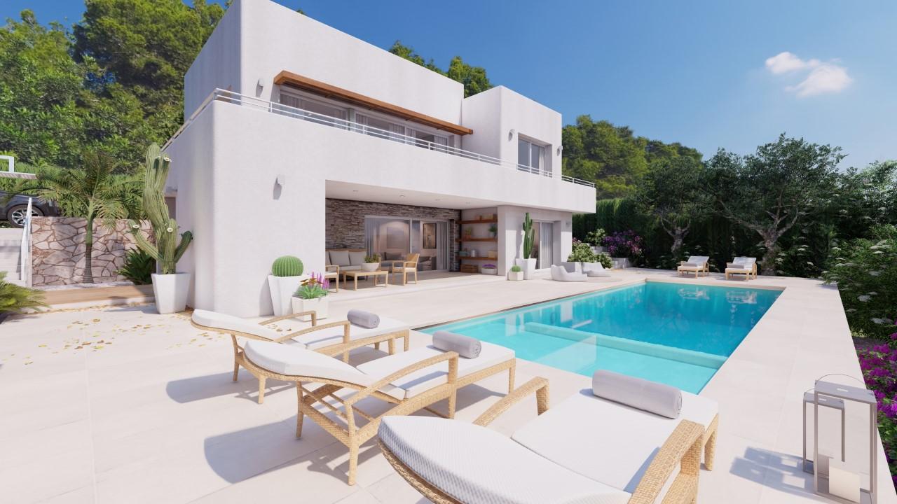 Villa in Benissa Costa
