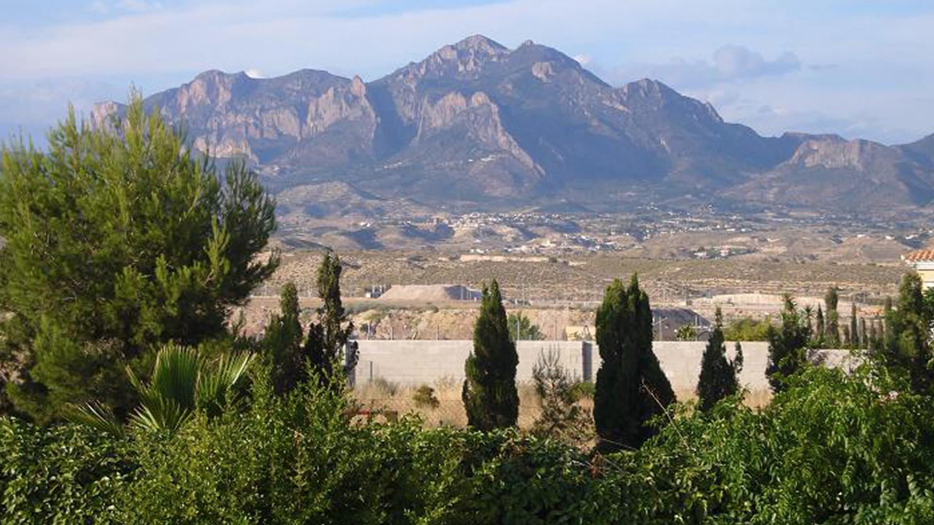Plot in Alicante