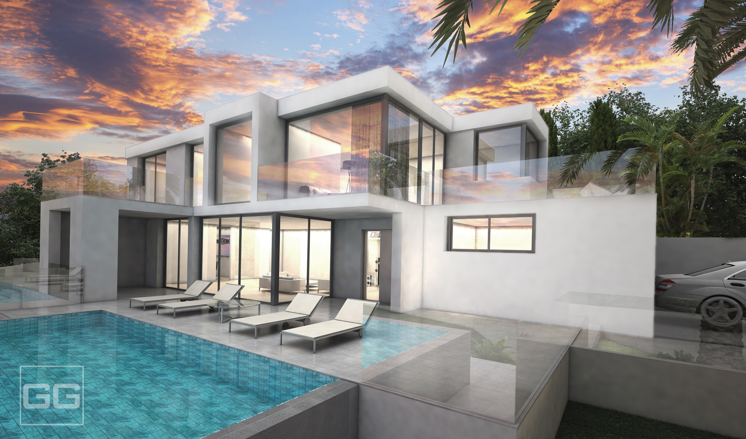 New Build in Altea