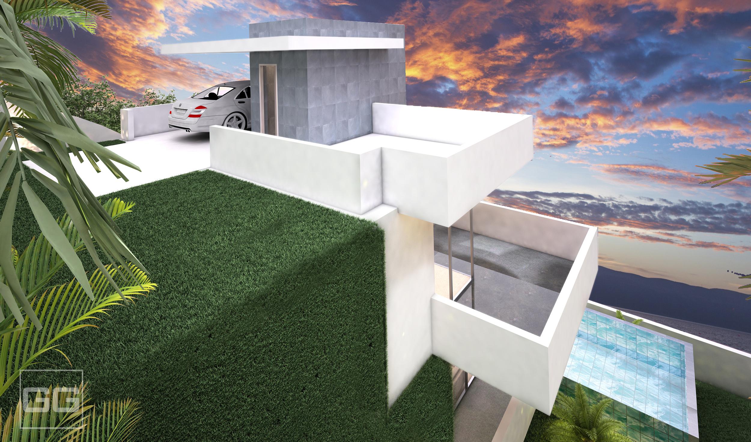 New Build in Denia