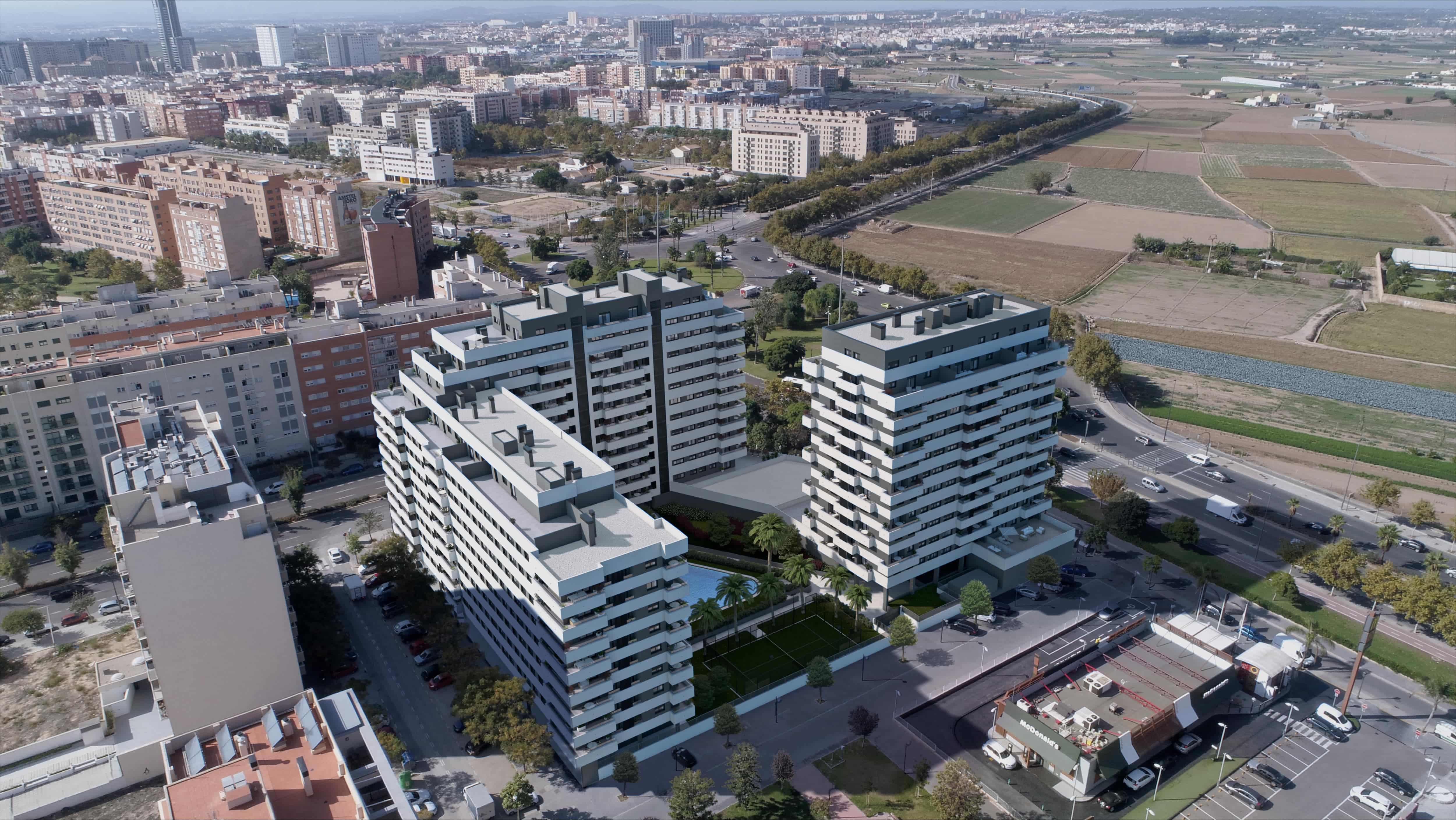 New Build in Valencia