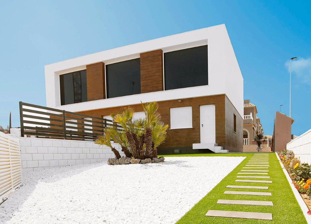 Linked House in Gran Alacant