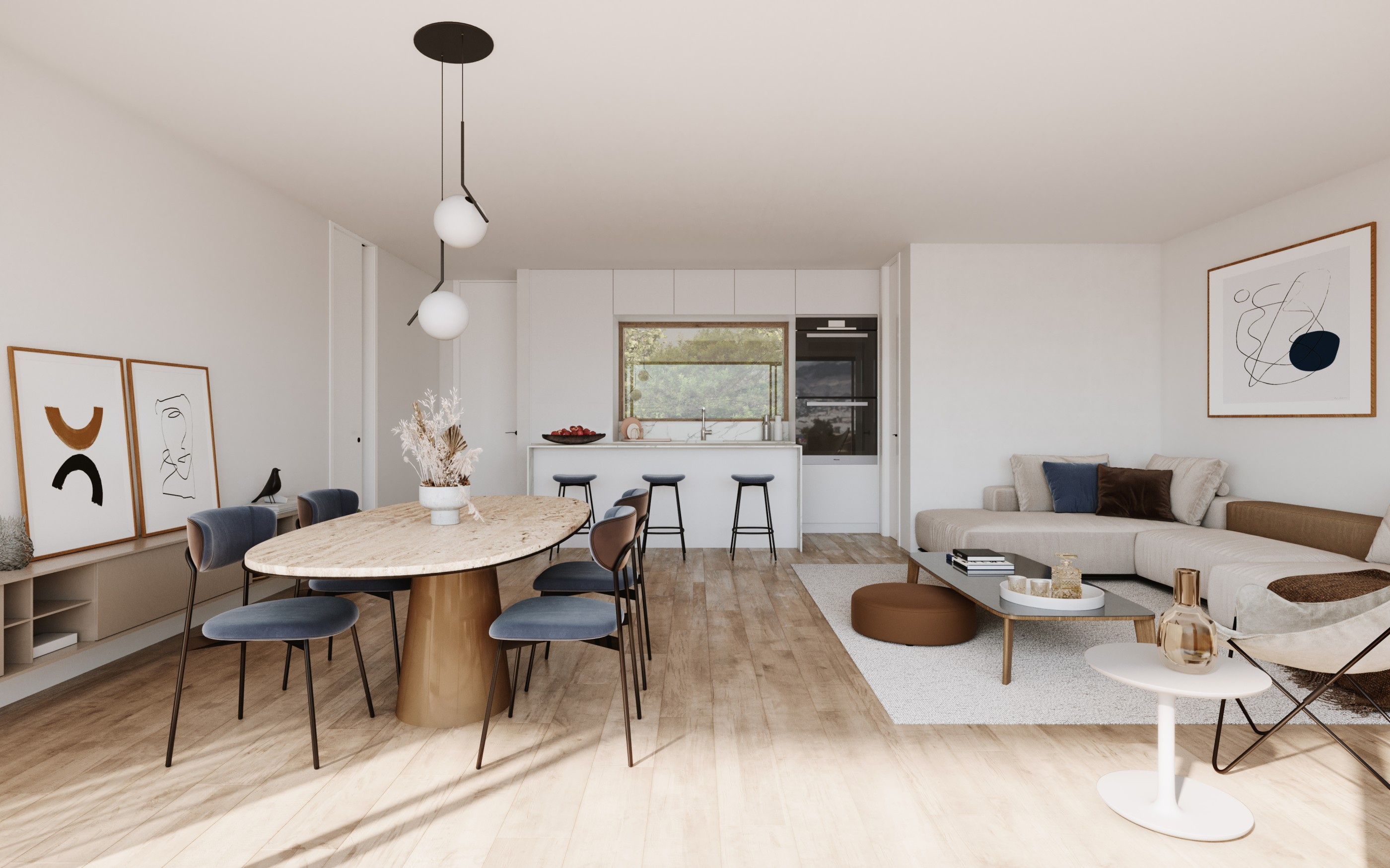 Apartment in Albir