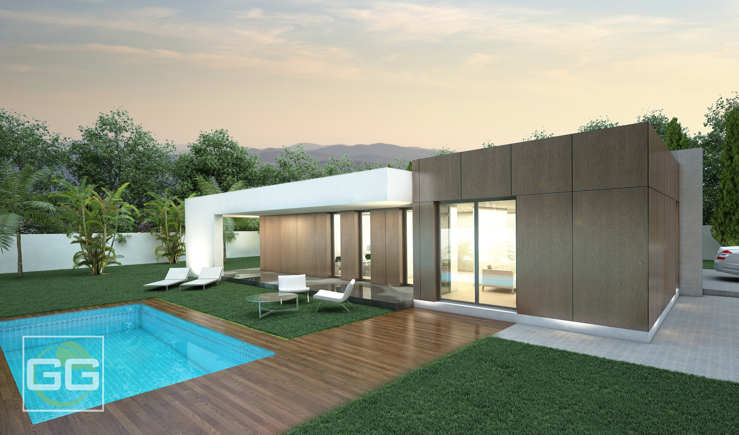 New Build in Denia